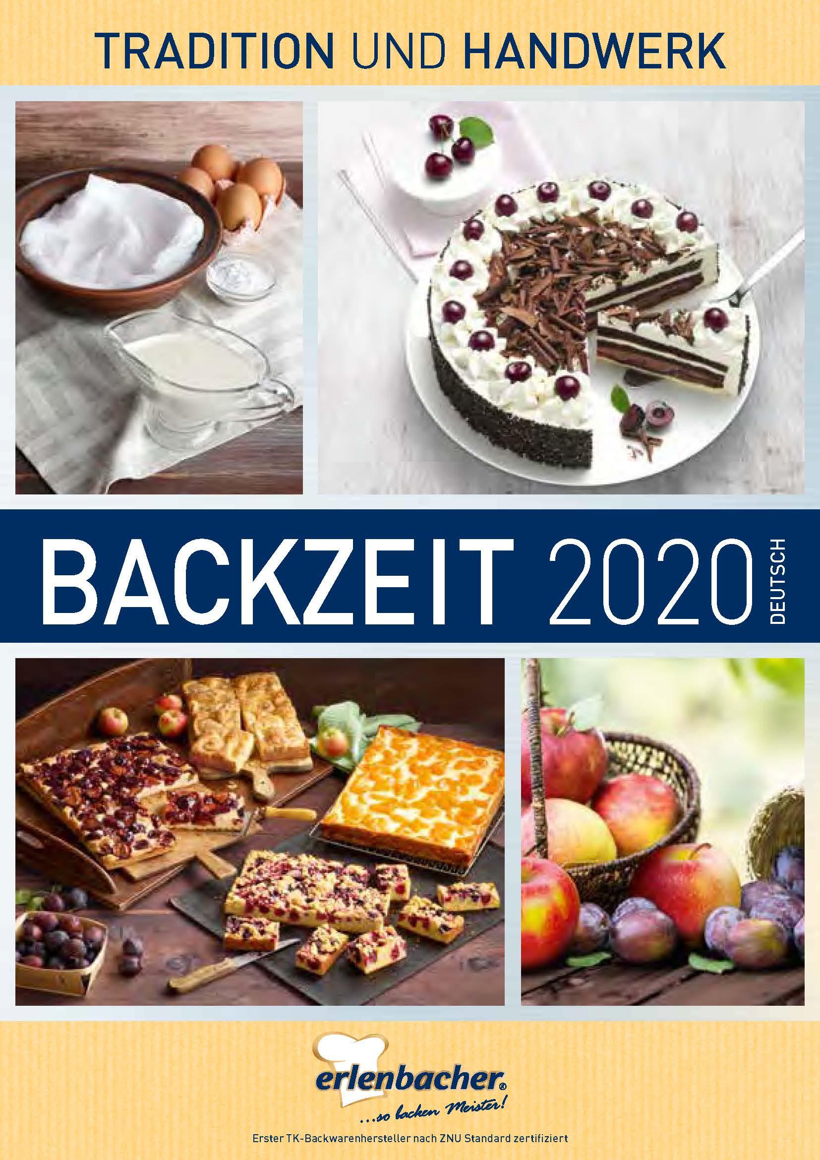 Erlenbacher Backzeit 2020
