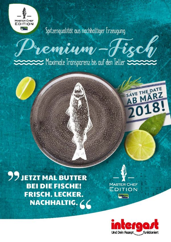 Master Chef Edition Fisch